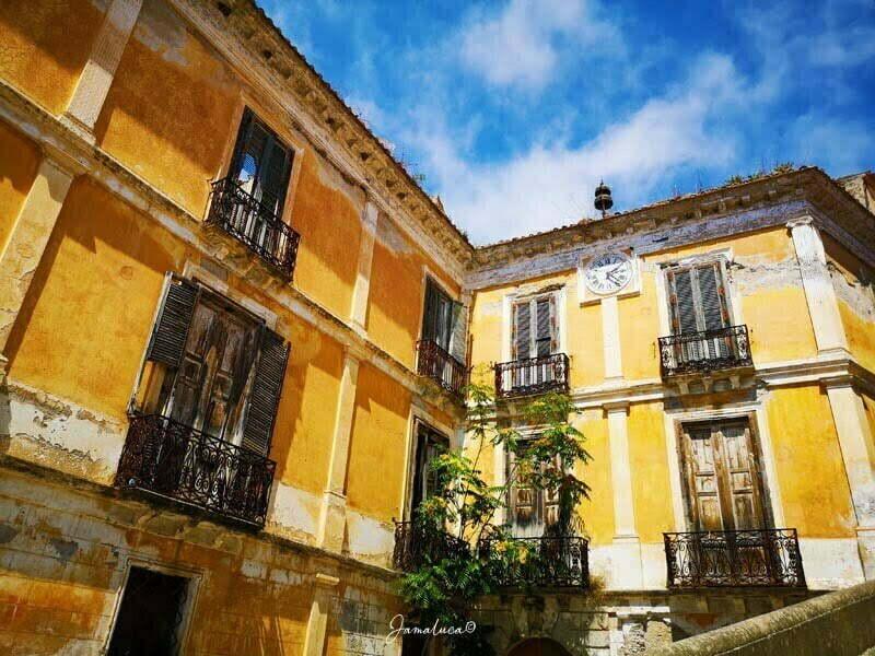 Belmonte Calabro - Palazzo del Giudice