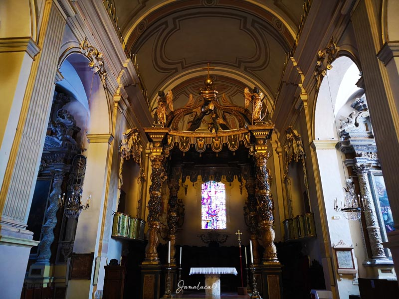 Cosa vedere a Spello Chiesa San Lorenzo