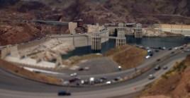 Minature Hoover Dam