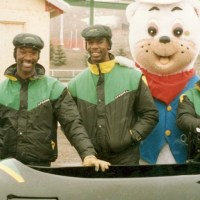 Cool Runnings... The Real Footage