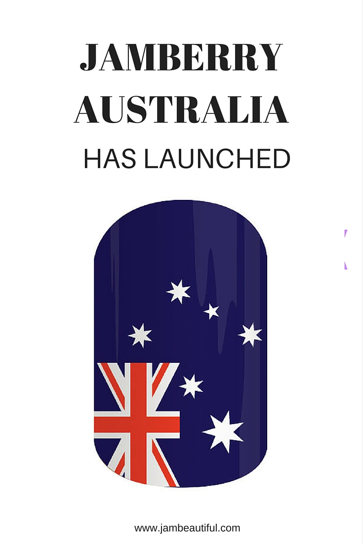 Jamberry Australia Has Launched