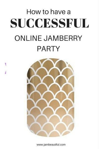TIPS FOR HAVING A SUCCESSFUL ONLINE PARTY