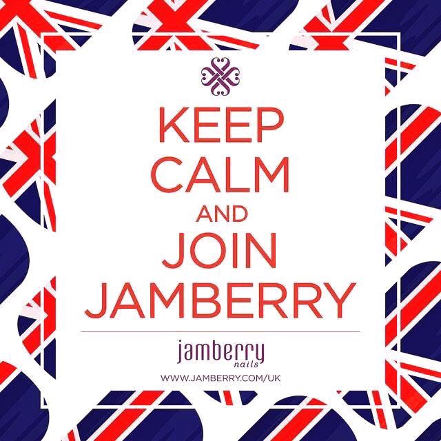 JAMBERRY IN THE UK IS LIVE!