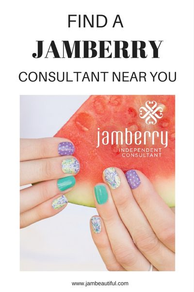 Jamberry consultant list - find a Jamberry consultant near you