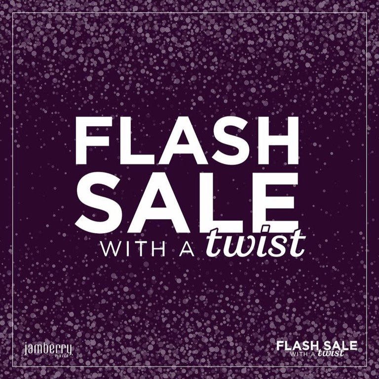 Jamberry Black Friday / Flash Sale Event