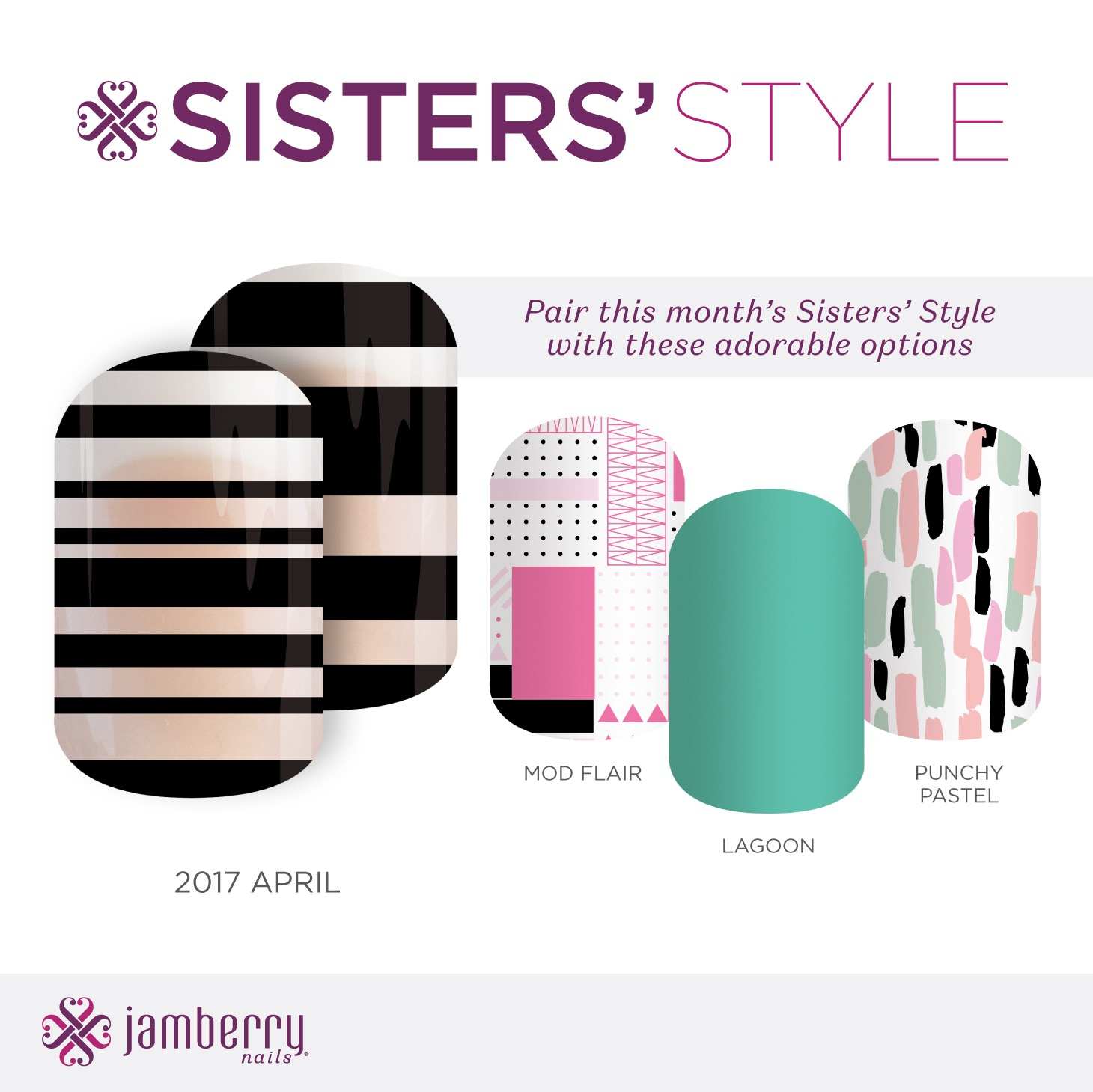 April 2017 Sisters' Style & Host Exclusives