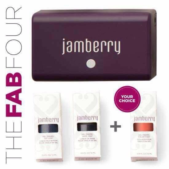 The Fab Four Deal – Free Trushine Gel