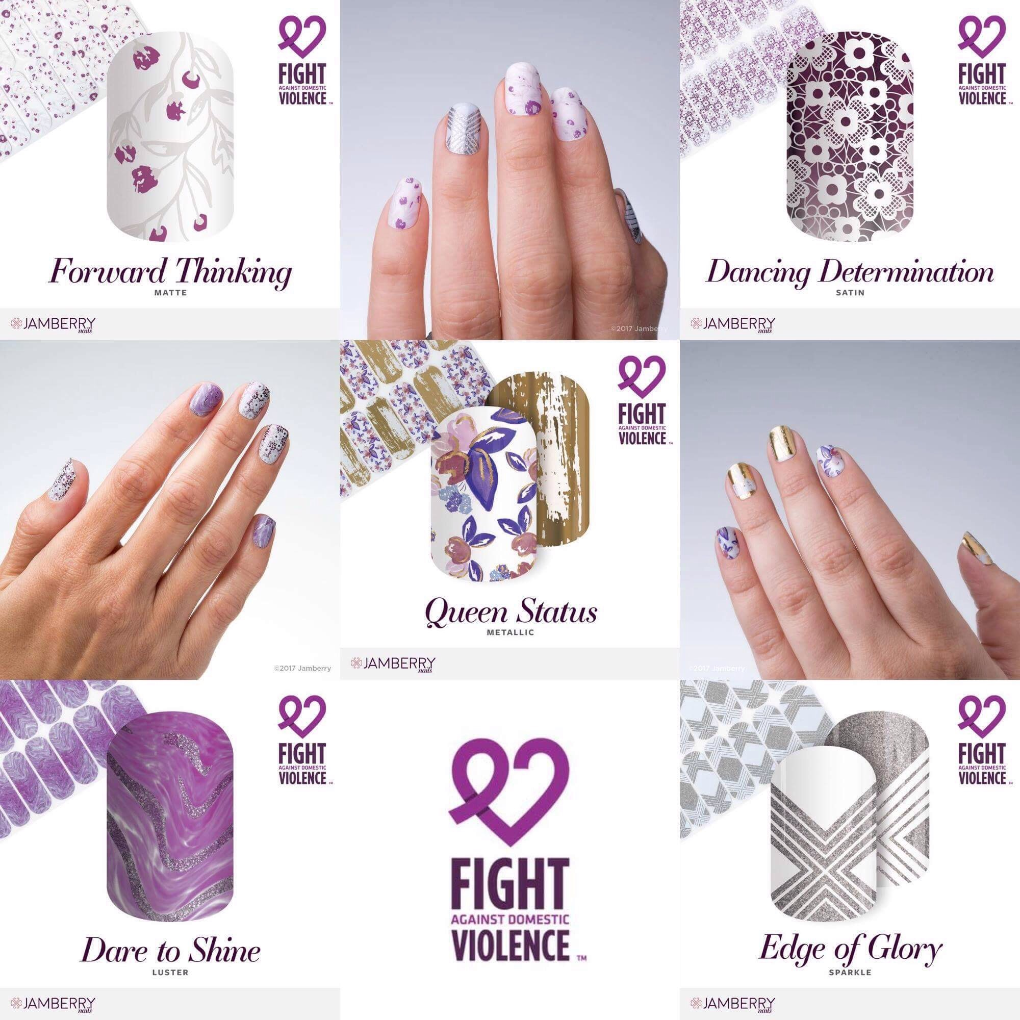 Fight Against Domestic Violence Collection
