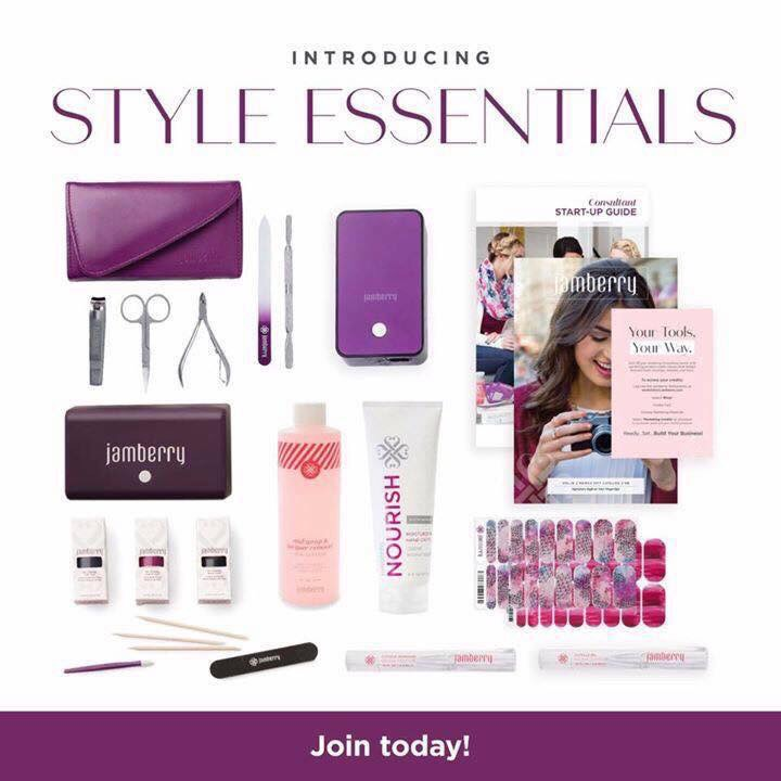 Join in September & Save 25% on Style Essentials Kit