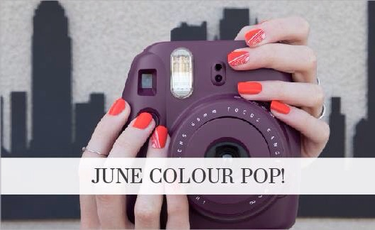 June Colour Pop Exlcusives