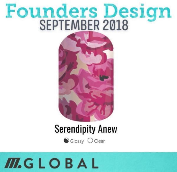 September 2018 Founders Design