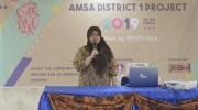 AMSA Unja Gelar Periksa Komunitas dan Pencegahan Penyakit Kardiovaskular. Foto: Don/Jambiseru.com
