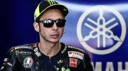 Pebalap gaek Monster Energy Yamaha, Valentino Rossi. [AFP/Filippo Monteforte]