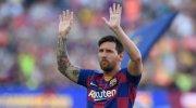 Pemain Barcelona, Lionel Messi. (Ist)