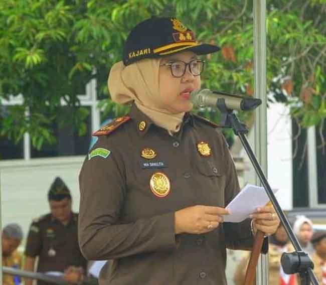 Kepala Kejaksaan Negeri Batanghari, Mia Banulita