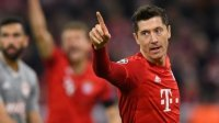 Striker andalan Bayern Munich, Robert Lewandowski. [Christof STACHE / AFP]