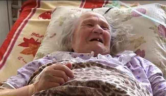 Hasil gambar untuk Mati Suri Selama 10 Jam, Nenek Ini Mengaku Melihat Kerajaan Surga