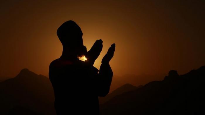 Ilustrasi berdoa. (Ist)