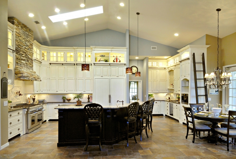 kitchen remodeling with an expansion