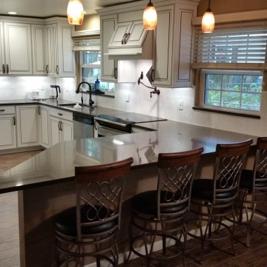 Kucken Kitchen Remodel in Seminole