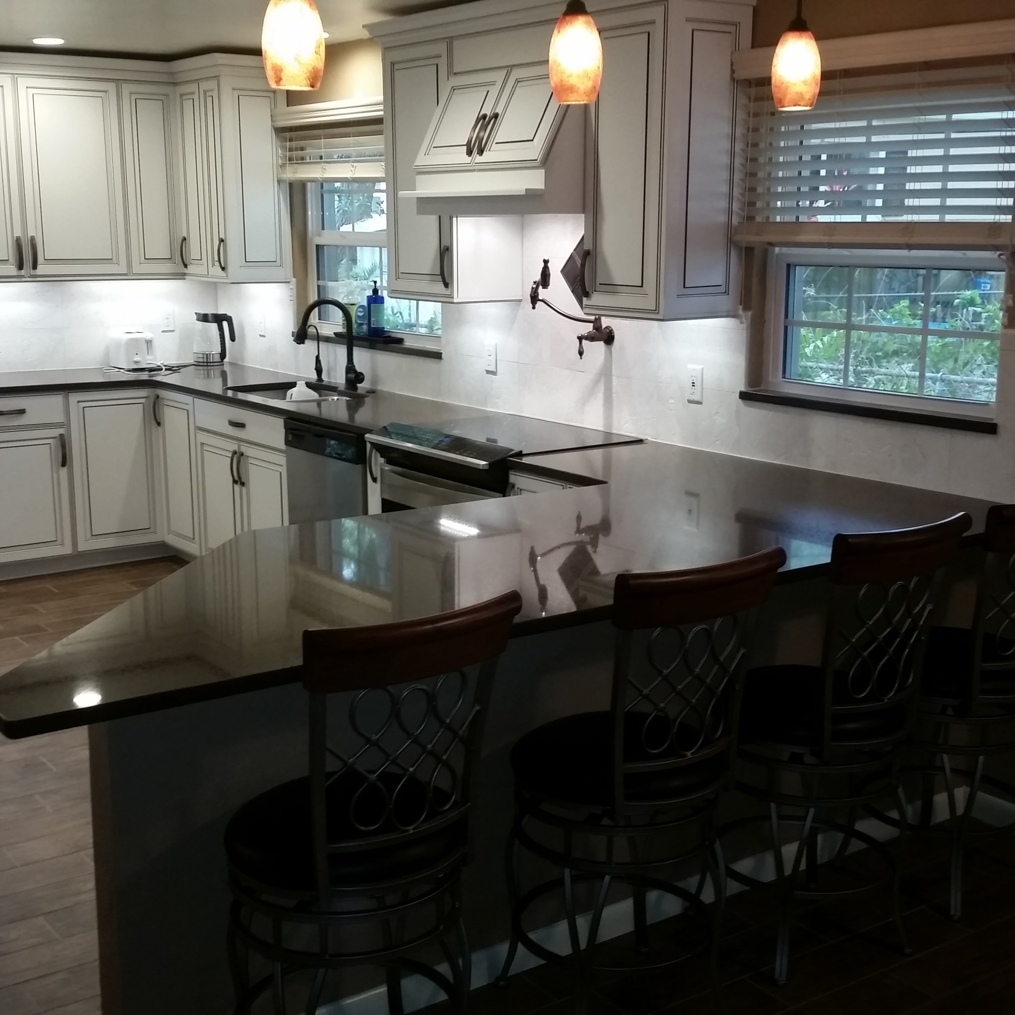 Fiona Kitchen Remodel. Clearwater New Kitchen. There Is No Job Too Small  For Our Team. If You Just Want To Refresh