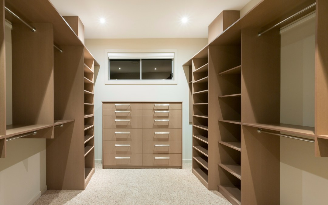 Get Organized with a New Custom Closet