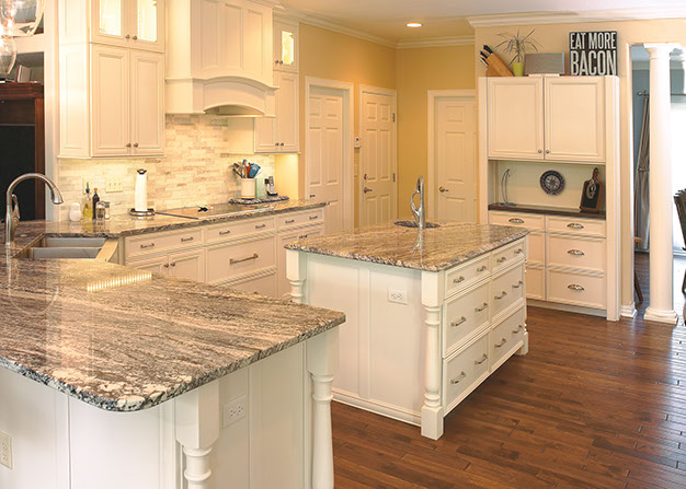 Kitchen Cabinet Options - Love Your Kitchen - Jamco Unlimited