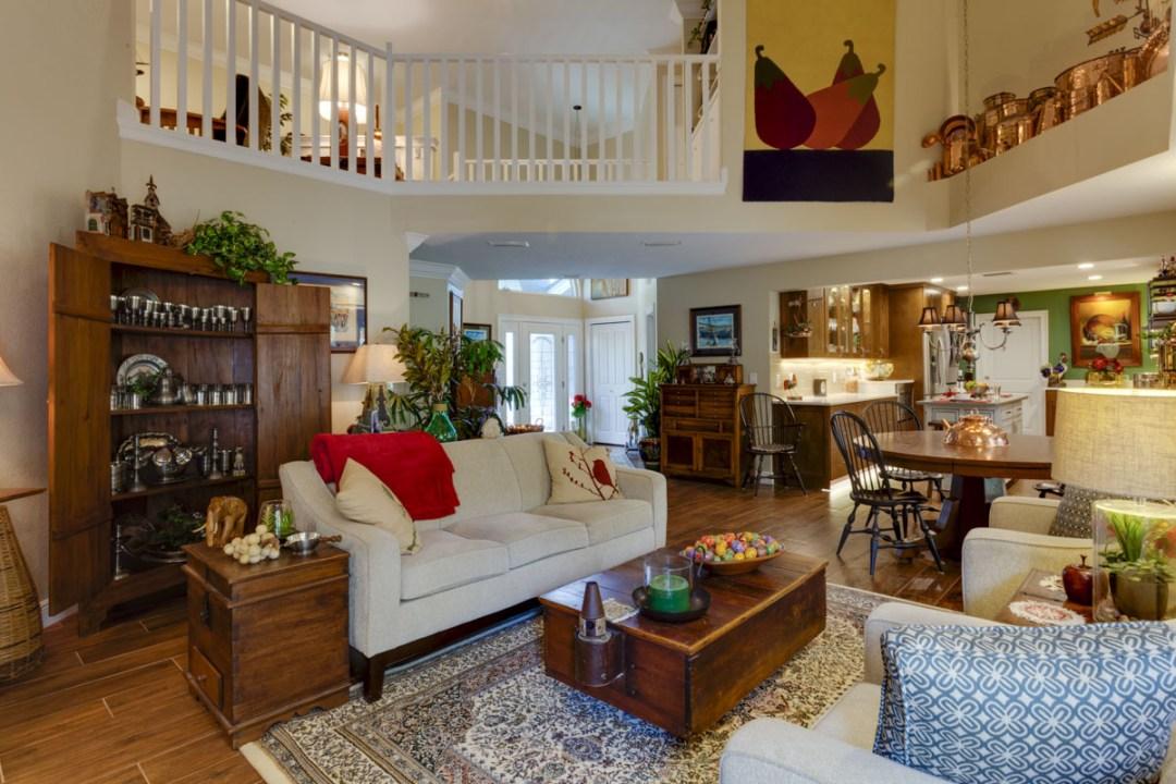 Adjacent Living Space