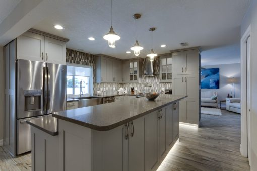 The Beach Retreat – Whole House Remodel