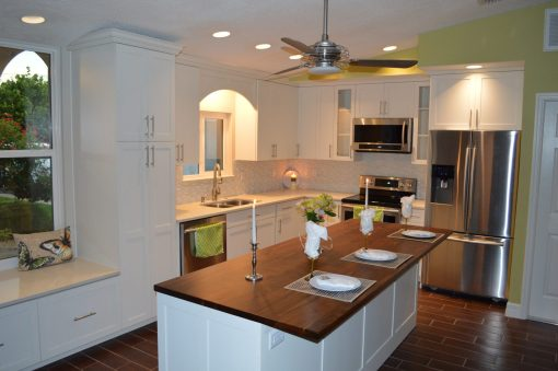 From Retro to Metro: Kitchen Remodel