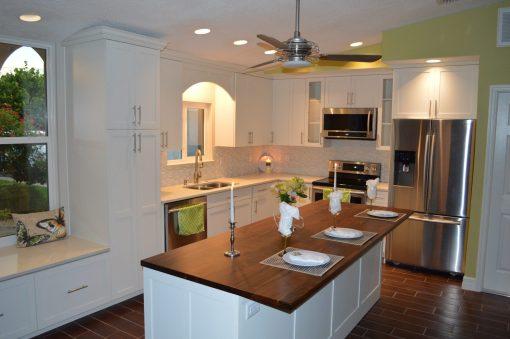 From Retro to Metro: Kitchen Remodel