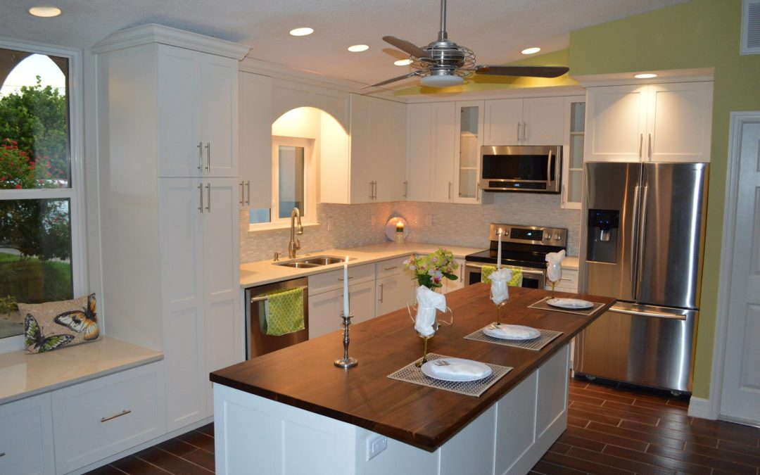Do You Have to Change the Layout in Your Kitchen Remodel?