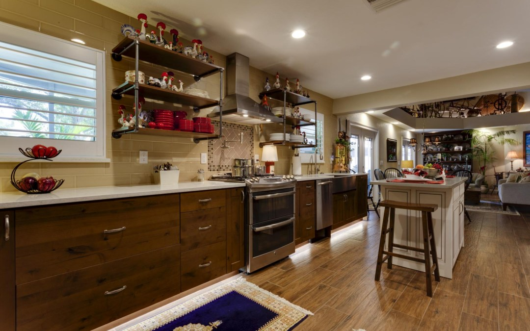How to Choose a Kitchen Color Combination