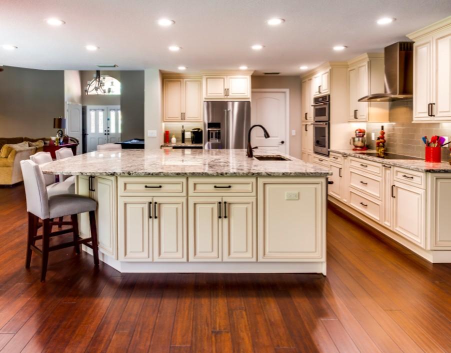 Kitchen Remodel - Weatherstone - Safety Harbor21 - After2