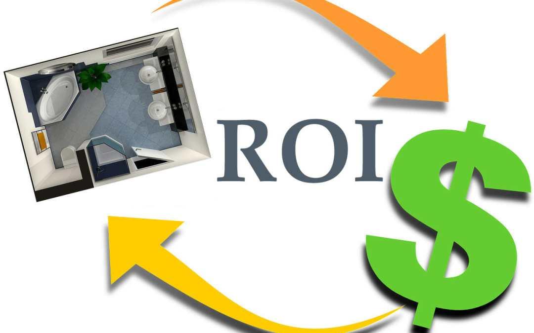 bathroom remodeling ROI