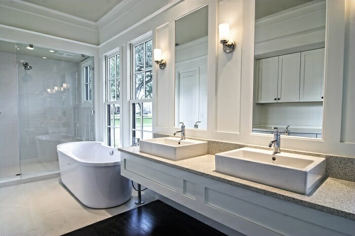 Choosing the Right Bathroom Countertop