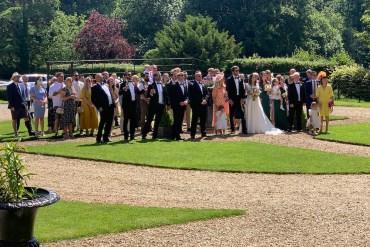 Wedding Music in Norfolk – Helen and Martin