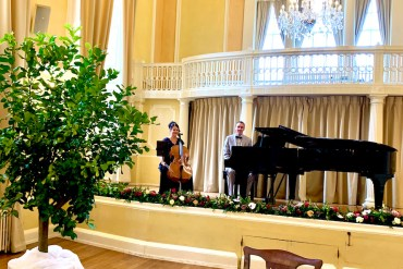 Wedding Musicians for Jess and Chris in Warwickshire