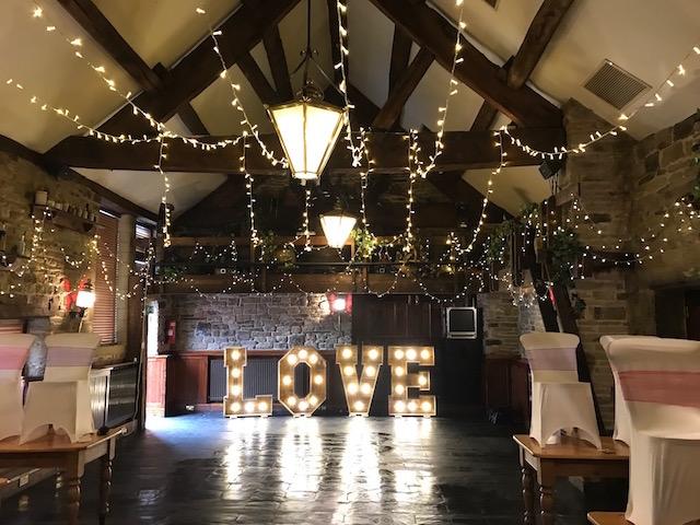Cubley Hall Weddings