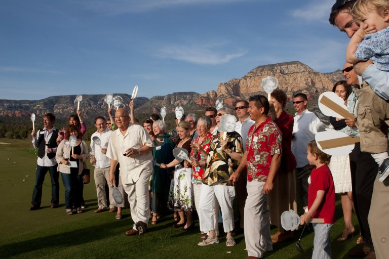 Seven Canyons party photographer