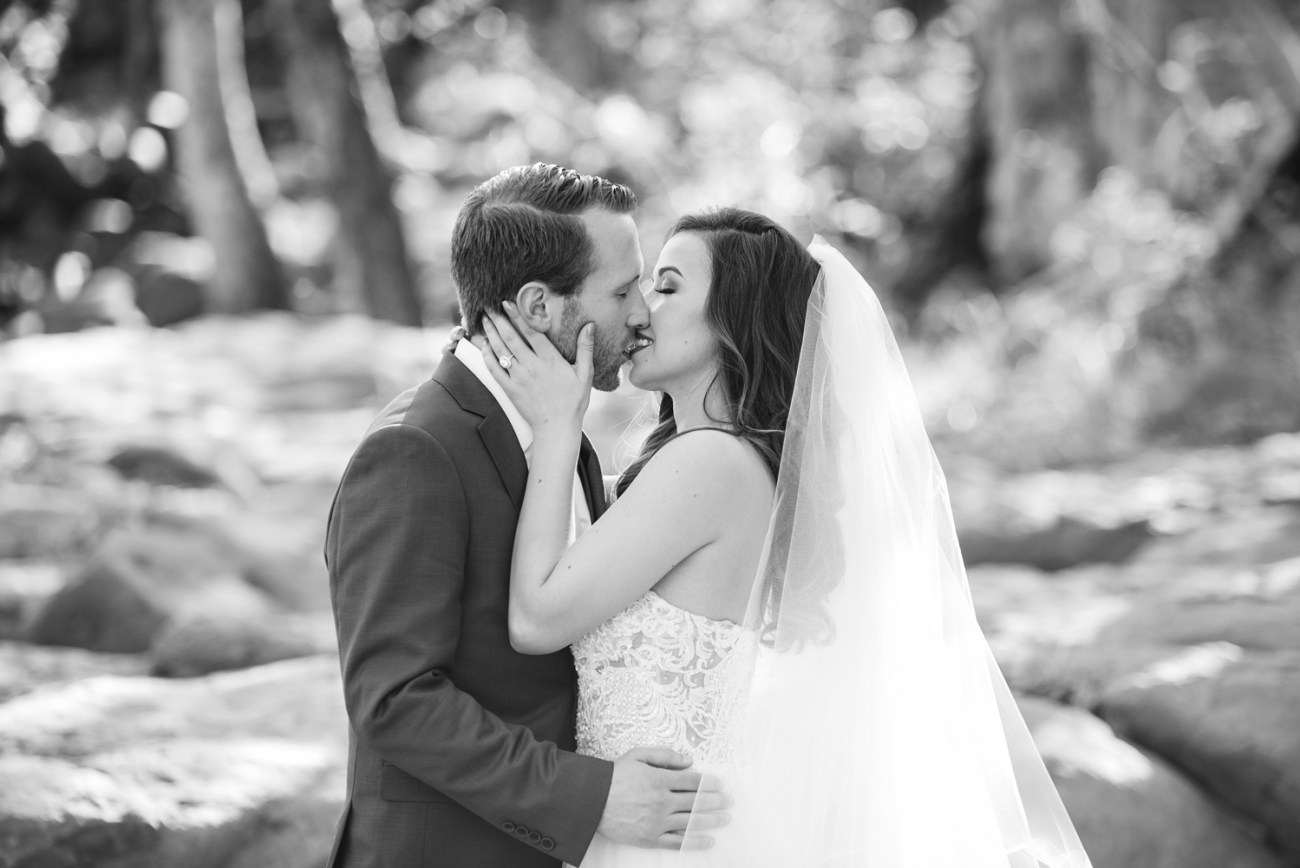 sedona wedding photographer black and white