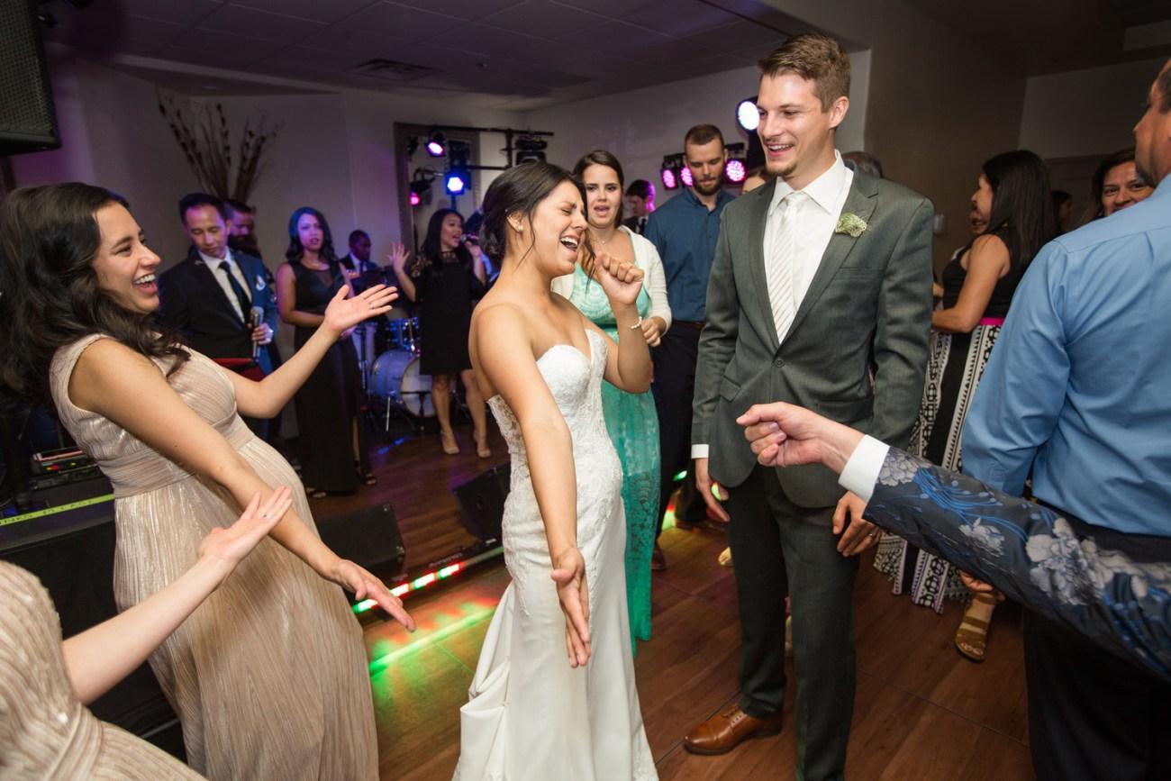 Agave Sedona wedding reception