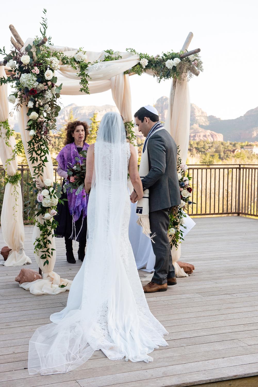 Sedona jewish wedding ceremony