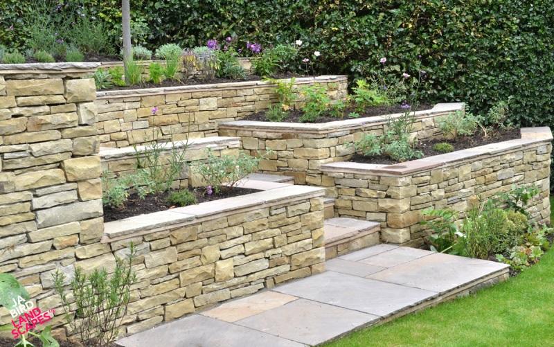 Stone Garden Furniture