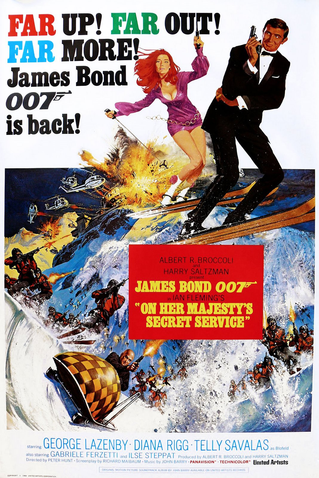 on her majesty�s secret service 1969 review � views from