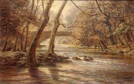 James Spencer Taylor Artist Landscape Painter And