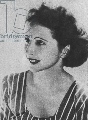 (Anais Nin was considered Henry Miller's muse but I much prefer her diaries to his books)