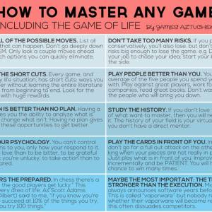 How To Be The Best At Any Game In TheUniverse