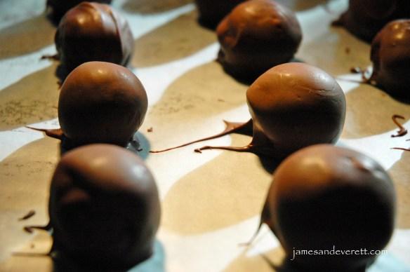 Nutella Hazelnut Truffles – James & Everett