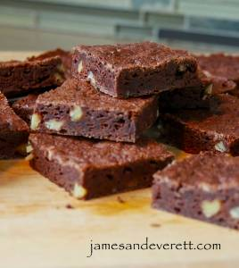 Katharine Hepburns brownie recipe
